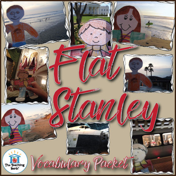 Flat Stanley Vocabulary Packet