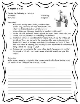 Flat Stanley Worldwide Adventures 1: Mount Rushmore Calamity