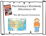 Flat Stanley Worldwide Adventures #9 - The US Capital Commotion