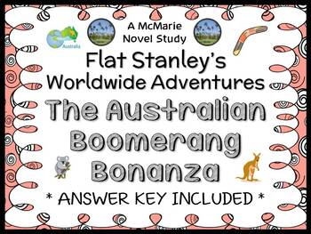 Flat Stanley Worldwide Adventures: The Australian Boomeran