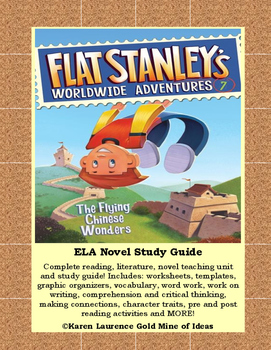 Flat Stanley Worldwide Adventures The Flying Chinese Wonde