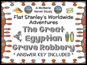 Flat Stanley Worldwide Adventures: The Great Egyptian Grav
