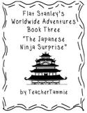Flat Stanley Worldwide Adventures 3: The Japanese Ninja Surprise