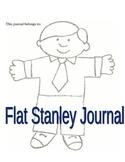 Flat Stanley Writing Journal