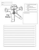 Flat Stanley Writing Prompt : A Kite Like Stanley
