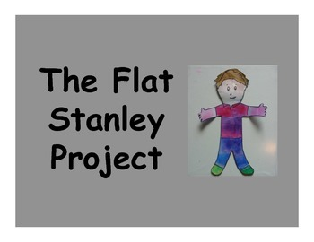 Flat Stanley, Year Long Project Overview