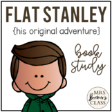 Flat Stanley (Distance Learning Friendly)
