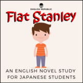 Flat Stanley, an English Novel Study for Japanese Speakers