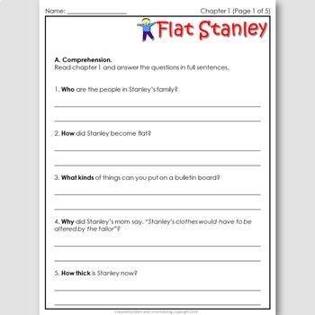 Flat Stanley, an English Novel Study for Korean Students