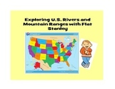 Exploring U.S. Rivers and Mountains with Flat Stanley