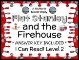 Flat Stanley and the Firehouse (I Can Read!) Novel Study / Comprehension