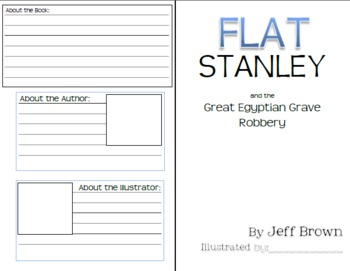 Flat Stanley and the Great Egyptian Grave Robbery