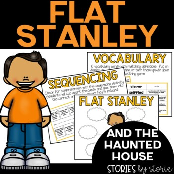 Flat Stanley and the Haunted House (FREEBIE)