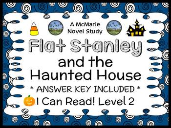Flat Stanley and the Haunted House (Flat Stanley) Novel Study / Comprehension