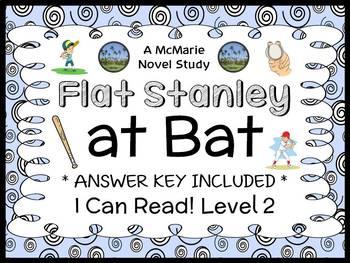 Flat Stanley at Bat (Flat Stanley) Novel Study / Reading C