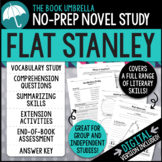 Flat Stanley Novel Study - Distance Learning - Google Classroom