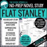 Flat Stanley Novel Study - Distance Learning - Google Classroom