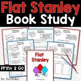 Flat Stanley - Novel Study - Reading Comprehension