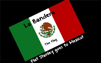 Flat Stanley goes to Mexico