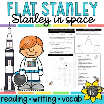 Flat Stanley in Space Reading Response Activities, Literature Unit