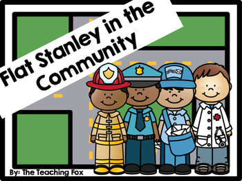 Flat Stanley in the Community