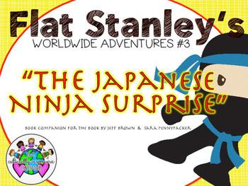 Flat Stanley's Ninja Surprise Book Companion