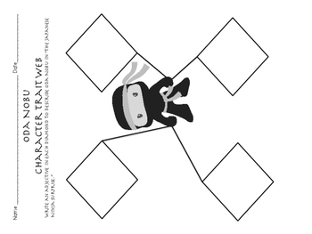 Flat Stanley's Japanese Ninja Surprise Book Companion
