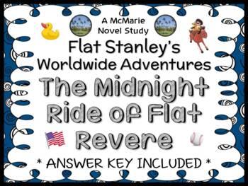 Flat Stanley's Worldwide Adventures #13: The Midnight Ride