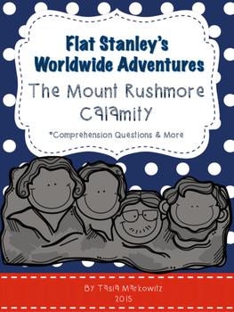Flat Stanley's Worldwide Adventures The Mount Rushmore Calamity