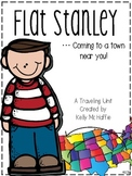 Flat Stanley...Coming to a town near you!