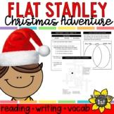 Flat Stanley's Christmas Adventure Reading Response Activities, Literature Unit
