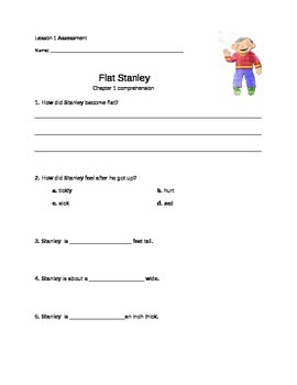 Flat Stanley's Original Adventure