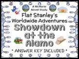 Flat Stanley's Worldwide Adventures #10: Showdown at the Alamo Novel Study