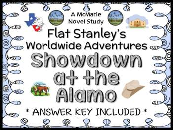 Flat Stanley's Worldwide Adventures #10: Showdown at the A