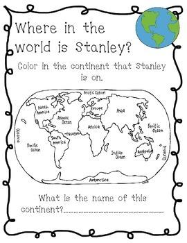 Flat Stanley's Worldwide Adventures #11: Framed in France (29pgs)