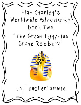 Flat Stanley's Worldwide Adventures 2: The Great Egyptian Grave Robbery