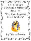 Flat Stanley's Worldwide Adventures 2: The Great Egyptian