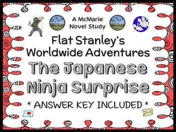 Flat Stanley's Worldwide Adventures #3: The Japanese Ninja
