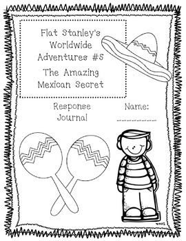 Flat Stanley's Worldwide Adventures #5: The Amazing Mexican Secret (31 pages)