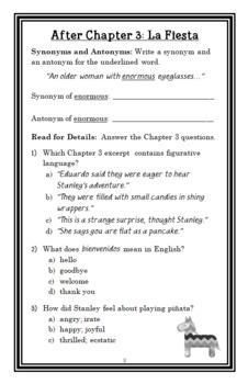 Flat Stanley's Worldwide Adventures #5: The Amazing Mexican Secret Novel Study