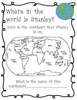 Flat Stanley's Worldwide Adventures #6: African Safari Discovery Unit (41 pages)