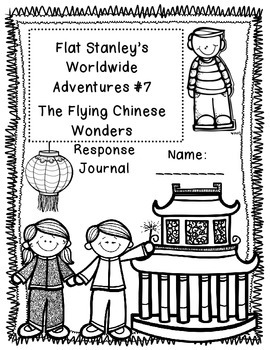 Flat Stanley's Worldwide Adventures #7: The Flying Chinese Wonders (30 pages)