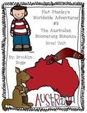 Flat Stanley's Worldwide Adventures #8: The Australian Boomerang Bonanza (27pgs)