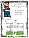 Flat Stanley's Worldwide Adventures #9: The US Capital Com