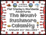 Flat Stanley's Worldwide Adventures: The Mount Rushmore Calamity Novel Study