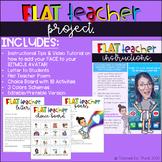 Flat Teacher Project Distance Learning