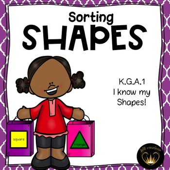 Shapes 2D and 3D