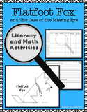 Flatfoot Fox Literacy and Math Activities