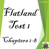 Flatland Test 1 Chapters 1-8