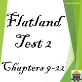 Flatland Test 2 Chapters 9-22